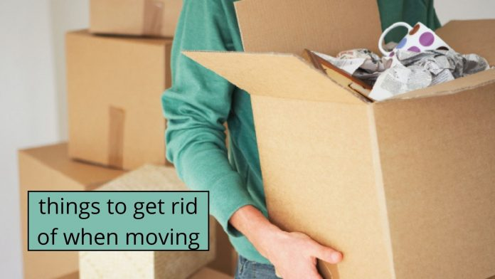 Get Rid of When Moving